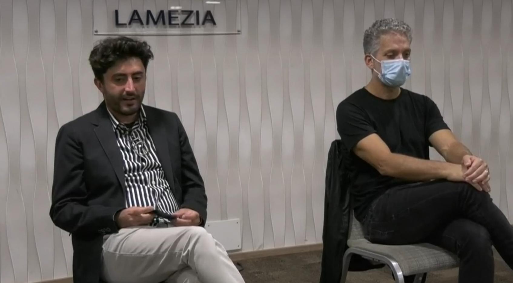 Beppe Fiorello film lamezia