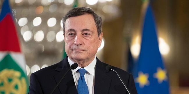Draghi presenta la versione Pnnr