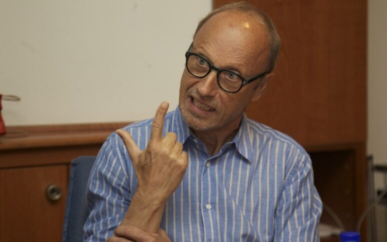 Domenico Cersosimo, docente Unical. Ricerca su aree interne Calabria