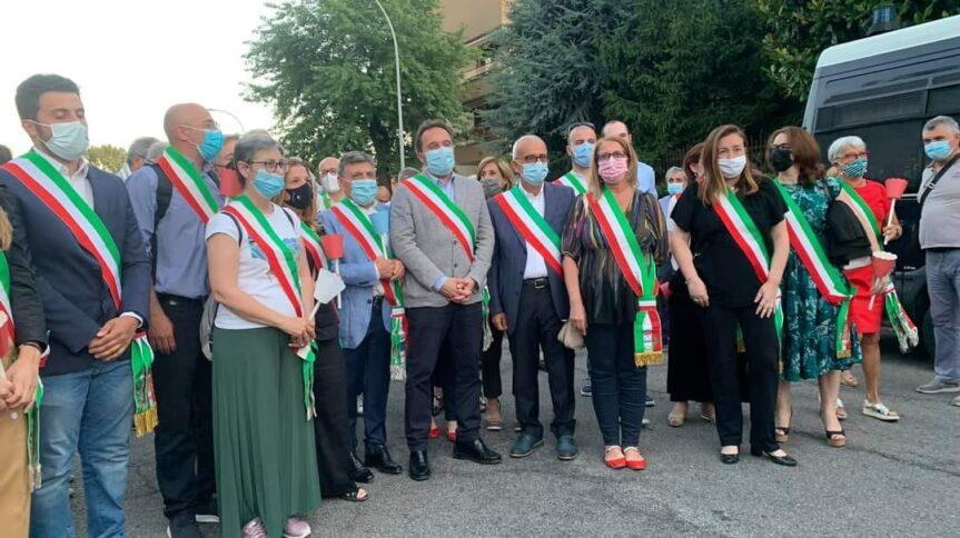 Buccinasco manifestazione anti mafia