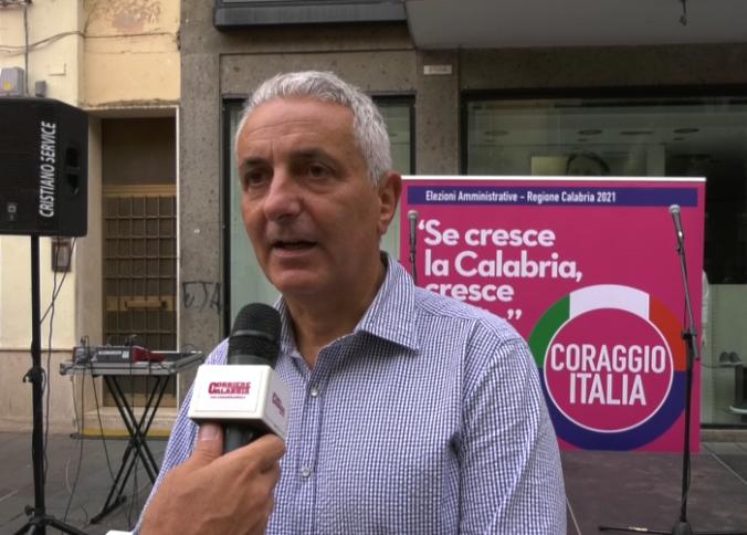 quagliariello coraggio italia