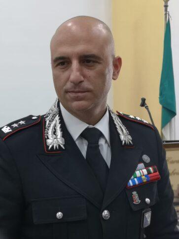 tenente colonnello Roberto Di Costanzo