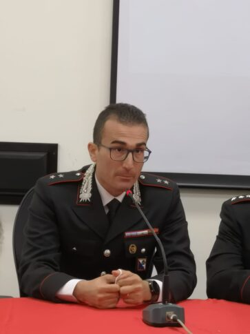 capitano Pasquale Cuzzola,