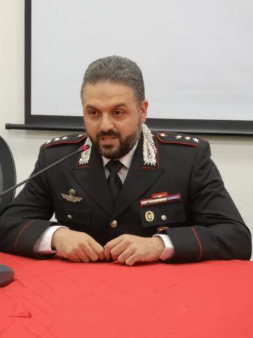 capitano Gabriele Migliano